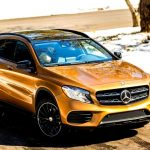 2019 BMW GLA Class Pictures