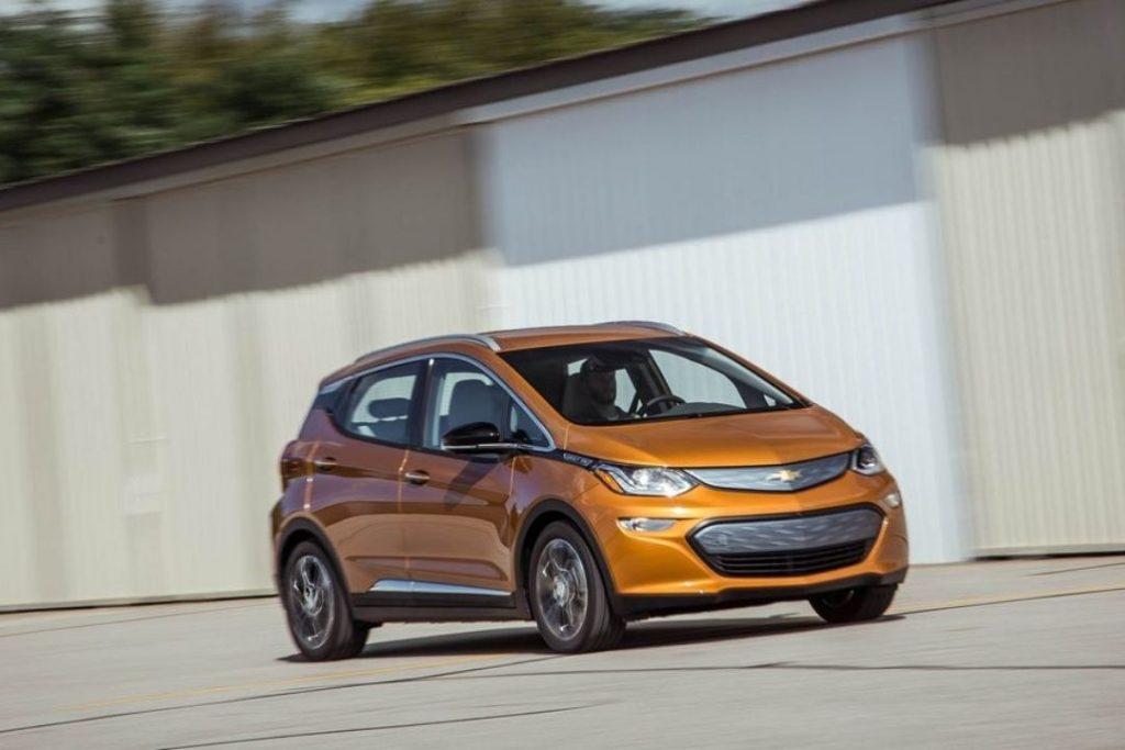2019 Chevrolet Bolt EV Pictures