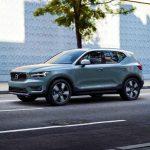 2019 Volvo XC40 Pictures