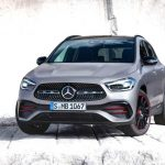 2020 BMW GLA Class Pictures