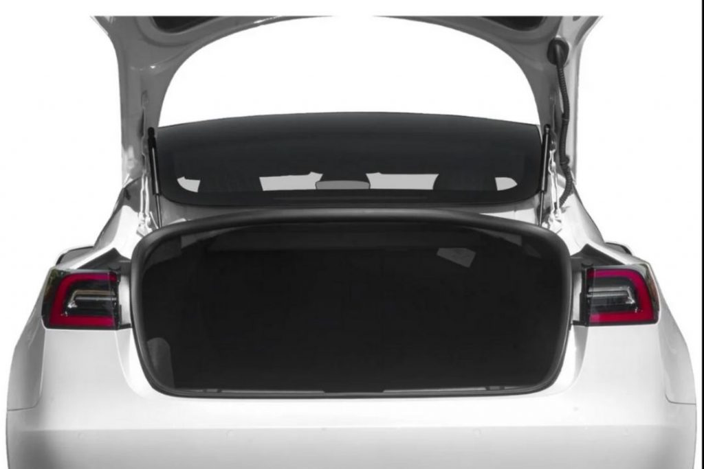 2020 Tesla Model 3 Pictures