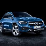 2021 BMW GLA Class Pictures