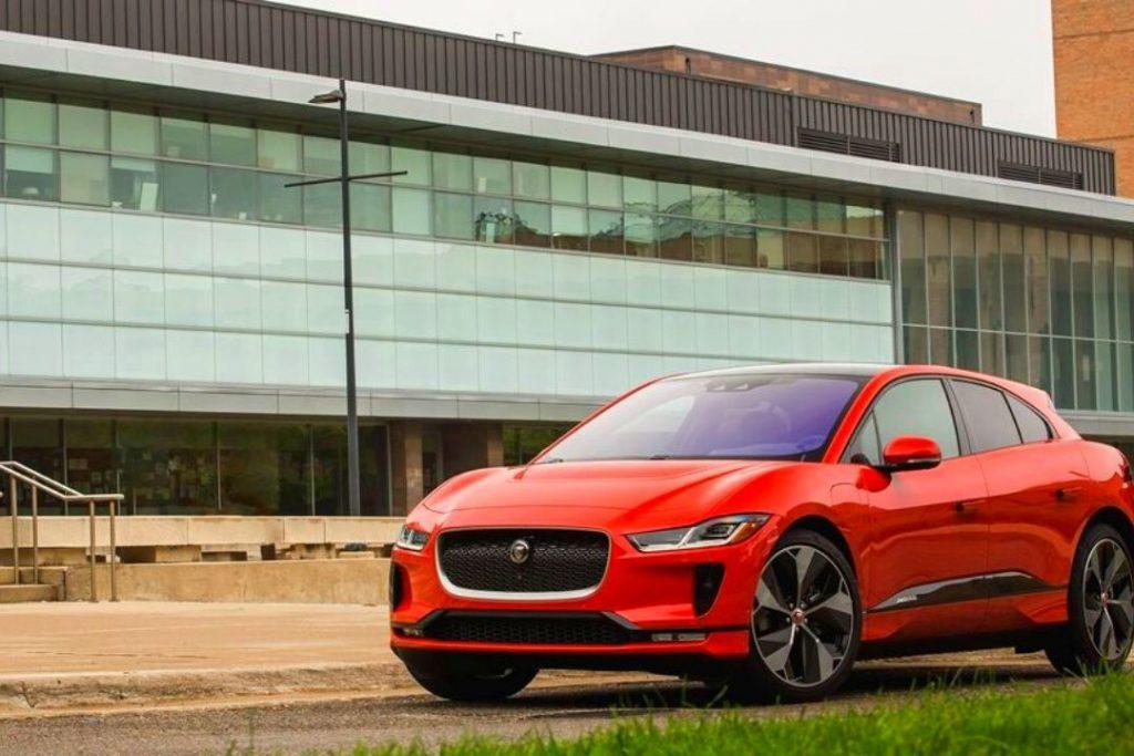 2021 Jaguar I-Pace Pictures
