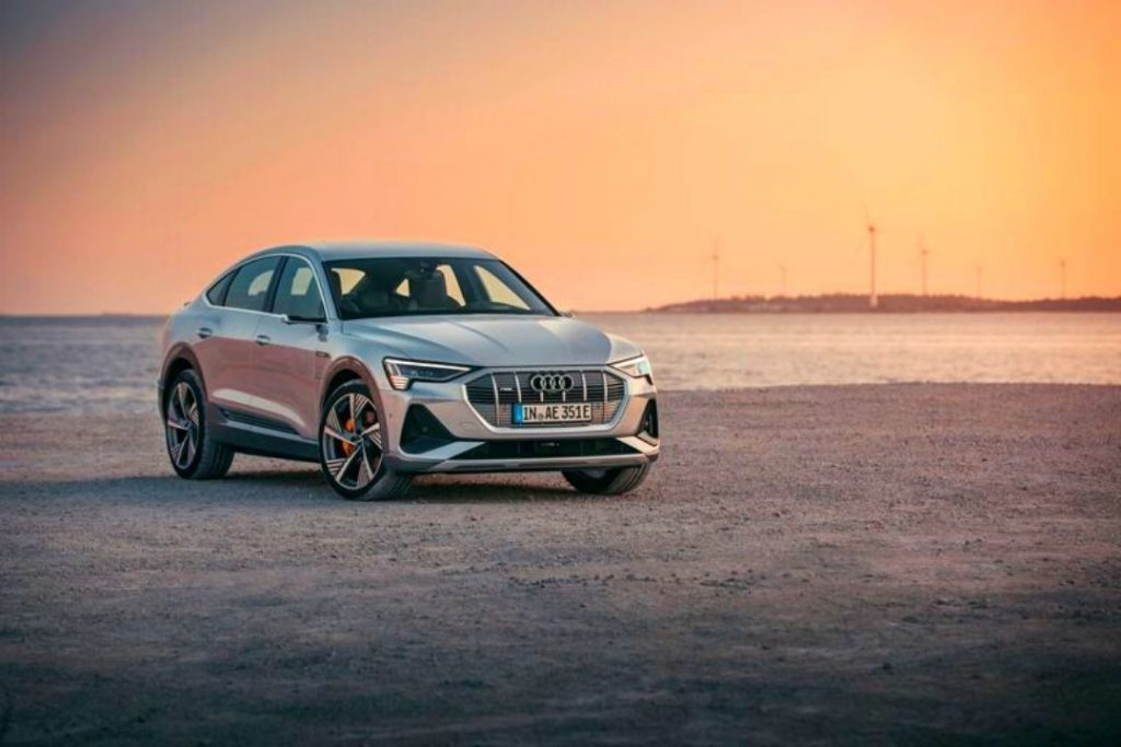 2021 Audi e-tron / e-tron Sportback Pictures