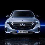 2021 Mercedes-Benz EQC Pictures