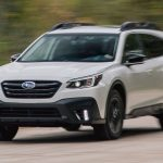 2021 Subaru Outback Pictures