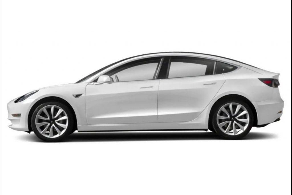 2021 Tesla Model 3 Pictures