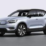 2021 Volvo XC40 Pictures