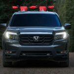 Photos of the 2021 Honda Ridgeline