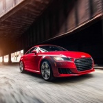 2016 Audi TT Coupe Pictures