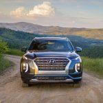 2020 Hyundai Palisade Pictures