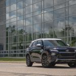 2021 Chevrolet Trailblazer RS Pictures