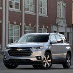 2021 Chevrolet Traverse Pictures
