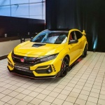 2021 Honda Civic Type R Limited Edition Pictures