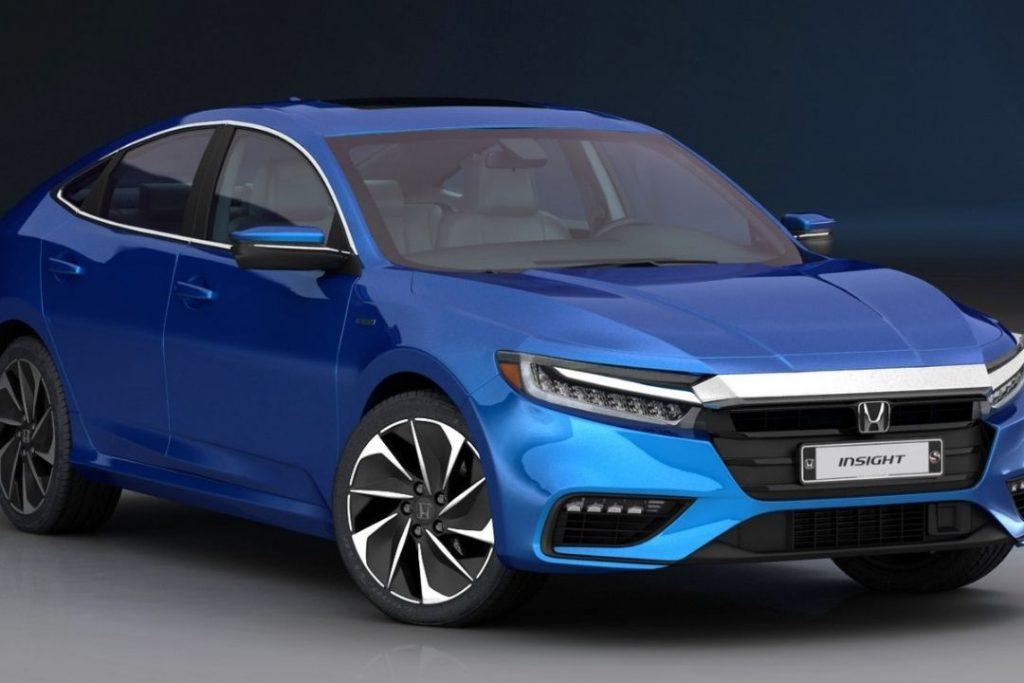 Honda Insight Electric