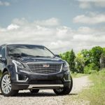 2019 Cadilac XT5 Pictures