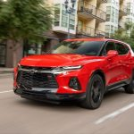 2019 Chevrolet Blazer RS Pictures